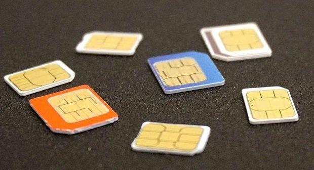 Ohne die kleinen Chipkarten geht in der Handywelt auch im Jahre 2016 gar nichts: SIMs.