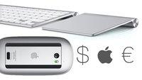 Magic Trackpad & Mouse + Wireless Keyboard: Aktuelle Verfügbarkeit der älteren, aber günstigeren Generation