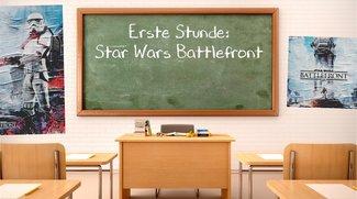 Video: Das ist die erste Stunde von Star Wars Battlefront