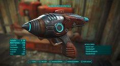 Fallout 4: Alien-Blaster Pistole - Fundort der einzigartigen Waffe im Video