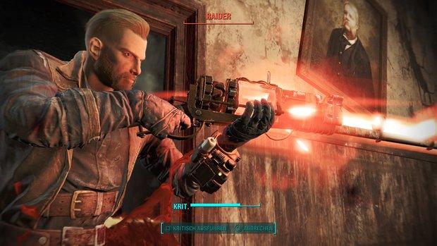 Fallout 4 Cheats: Codes für den God Mode, Munition, Items und mehr (Contraptions-Update)