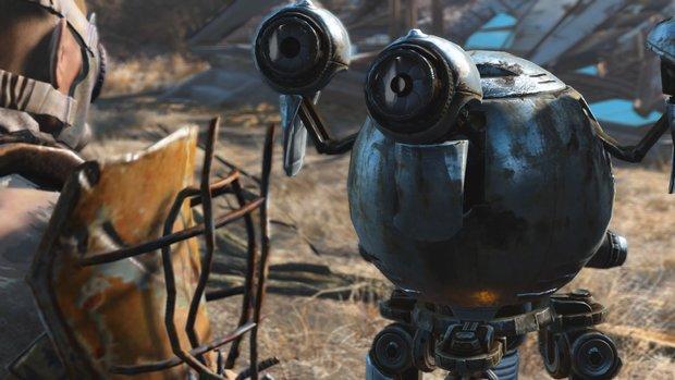 Fallout 4: Namensliste, die Codsworth aussprechen kann