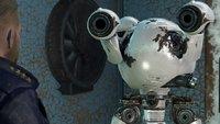 Fallout 4: Curie Guide - Fundort und Beziehung erhöhen