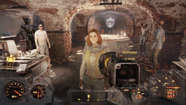 Fallout 4: Der Weg zur Freiheit - so findet ihr die Railroad