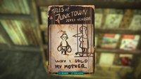 Fallout 4: Geschichten eines Dörrfleischverkäufers aus Junktown - Fundorte aller Zeitschriften im Video