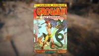 Fallout 4: Grognak der Barbar - Fundorte aller Comics plus Axt und Kostüm