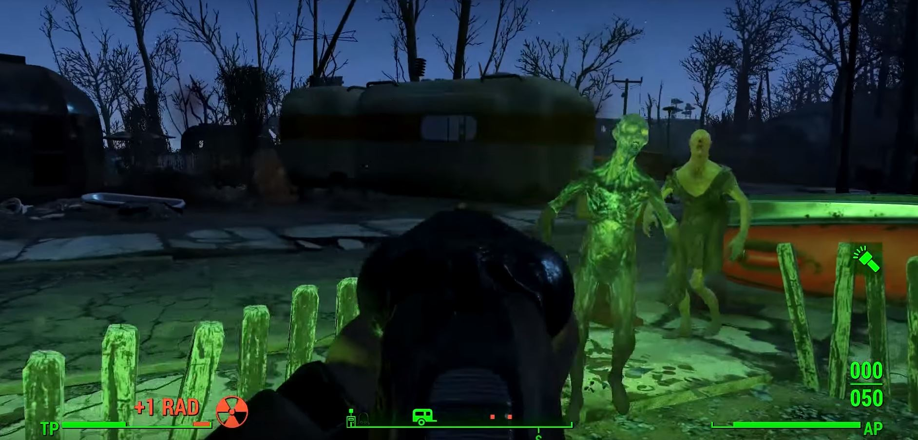 Fallout 4 Kreaturen Im Odland Update Far Harbor Giga
