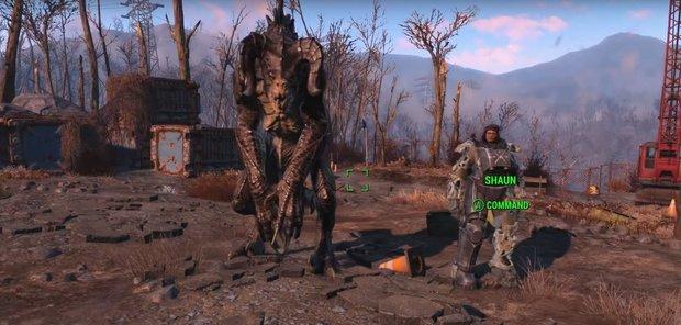 Fallout 4: Mods für PC, PS4 und Xbox One