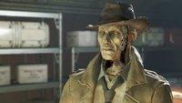 Fallout 4: Nick Valentine Guide - Fundort und Beziehung erhöhen