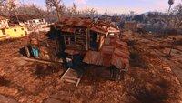 Fallout 4 Siedlungsbau: Moral erhöhen, Siedler zuweisen und Aufbau (mit Karte aller Werkstätten)