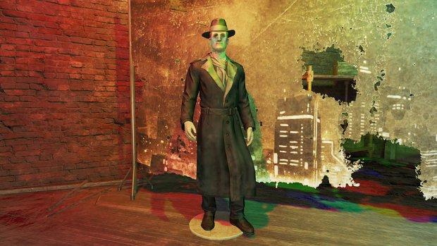 Fallout 4: Silver Shroud - Quest und Kostüm finden (Update: Nuka-World)