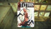 Fallout 4: Taboo Tattoos - Fundorte neuer Tätowierungen im Video