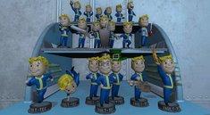 Fallout 4: 12,5 % der Steam-Spieler haben Vault 111 noch nicht verlassen