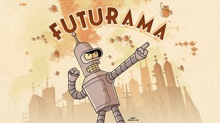 Shut up and take my Money: Futurama kehrt als Mobile-Game zurück