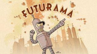 Shut up and take my Money: Futurama kehrt als Mobile-Game zurück