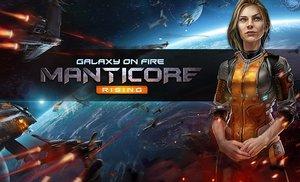Galaxy on Fire: Manticore Rising