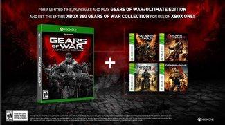 Gears of War: Ab diesem Zeitpunkt erhalten Käufer der Ultimate Edition die anderen Titel gratis