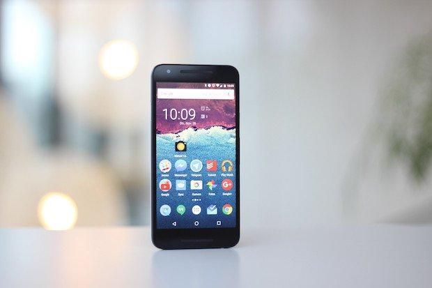 Nexus 5X im Test: Ein guter Kompromiss
