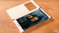Huawei Mate S im iTry: Android- statt iOS-Smartphone, Aktenkoffer statt Cindy