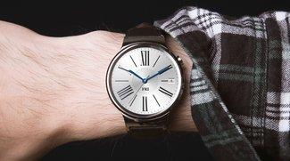 Smartwatches: Fünf Gründe für die Huawei Watch