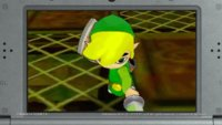 Hyrule Warriors Legends: Seht hier Toon Link in Aktion!