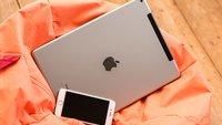 iPad Pro, Case und Pencil in Bildern