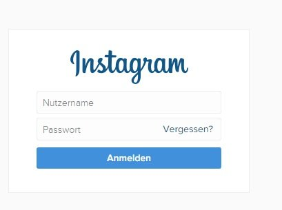 instagram-login