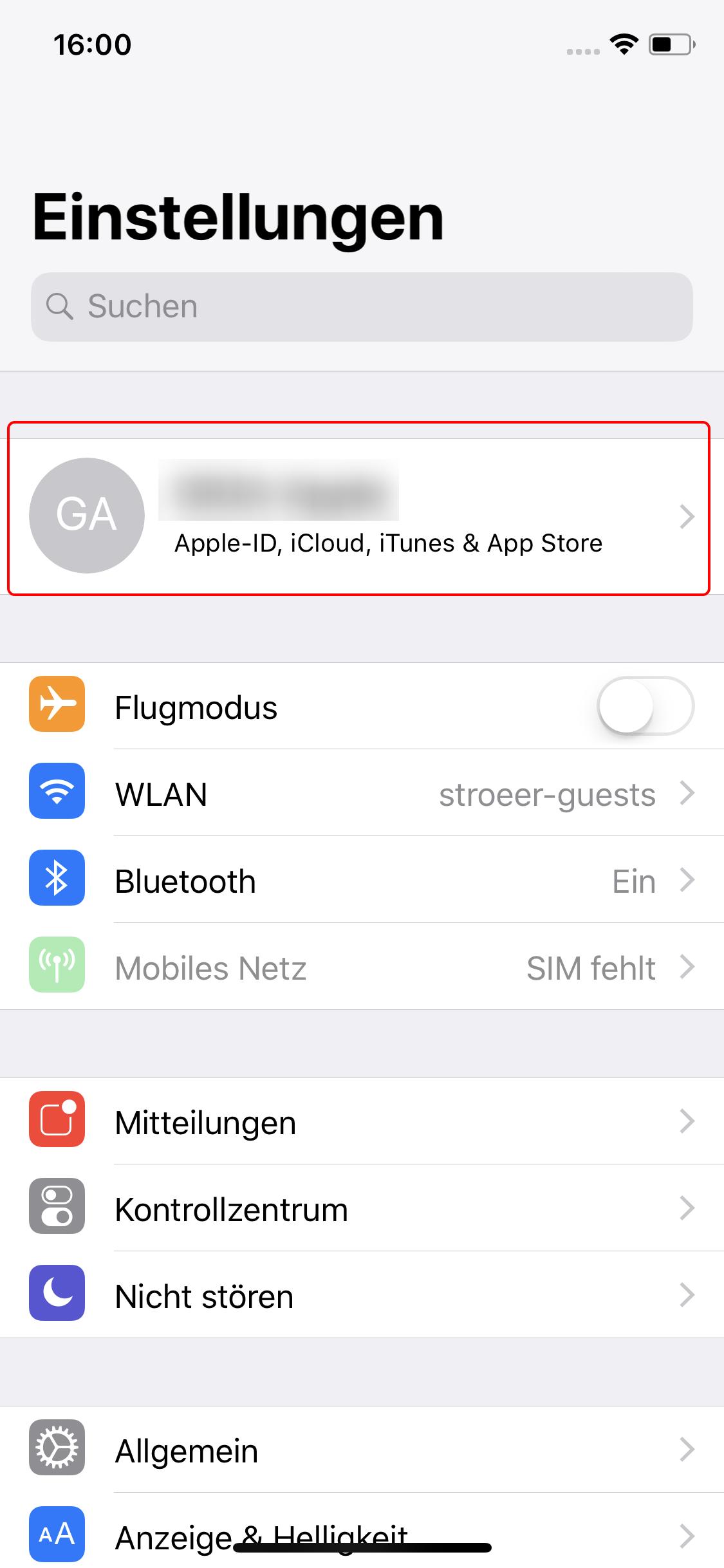 iPhone: Ortungsdienste aktivieren