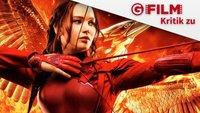 Die Tribute von Panem 4 Mockingjay Teil 2 Filmkritik: Bye, Bye Katniss - Es war schon ziemlich okay mit dir