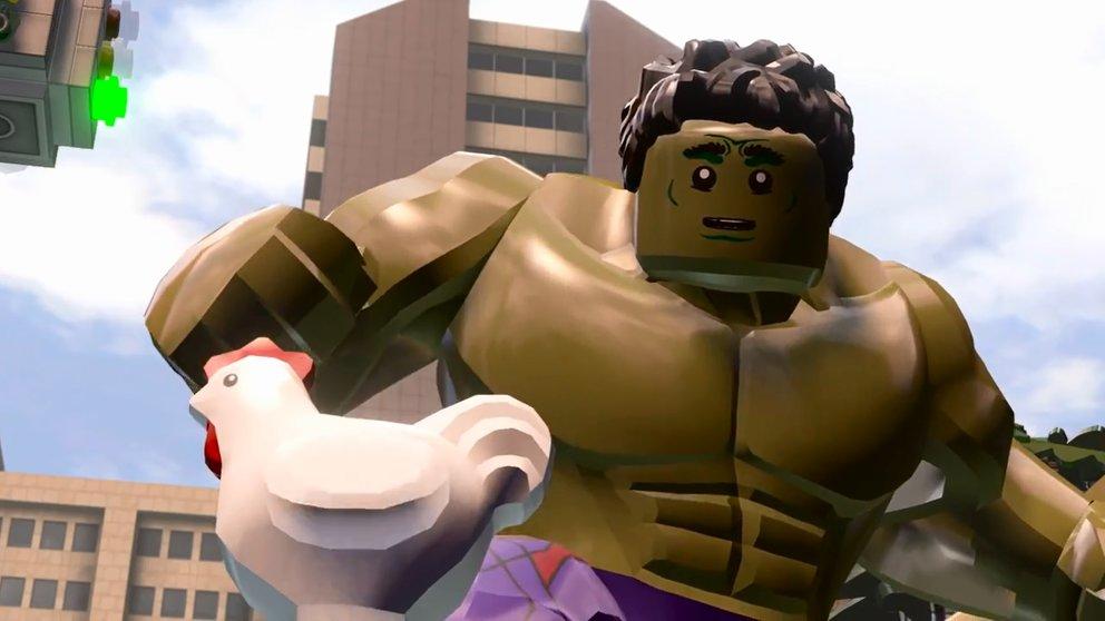 LEGO Marvel Avengers: Der gewohnte Humor kommt nicht zu kurz.