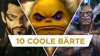 Movember mit Mario: 10 Videospiel-Charaktere, die wir uns ohne Bart nicht vorstellen können