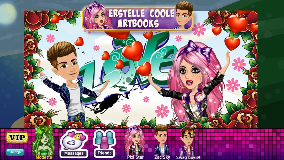 Moviestarplanet.De Spielen