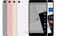 Nokia C1: Angebliche...