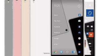 Nokia C1: Angebliche Renderbilder des Android-Smartphones aufgetaucht