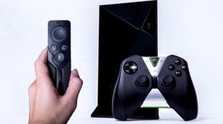 Nvidia Shield TV mit Controller und Bluetooth-Fernbedienung heute für 159 Euro