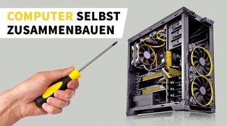PC selbst zusammenbauen: So baut ihr euren Computer selber