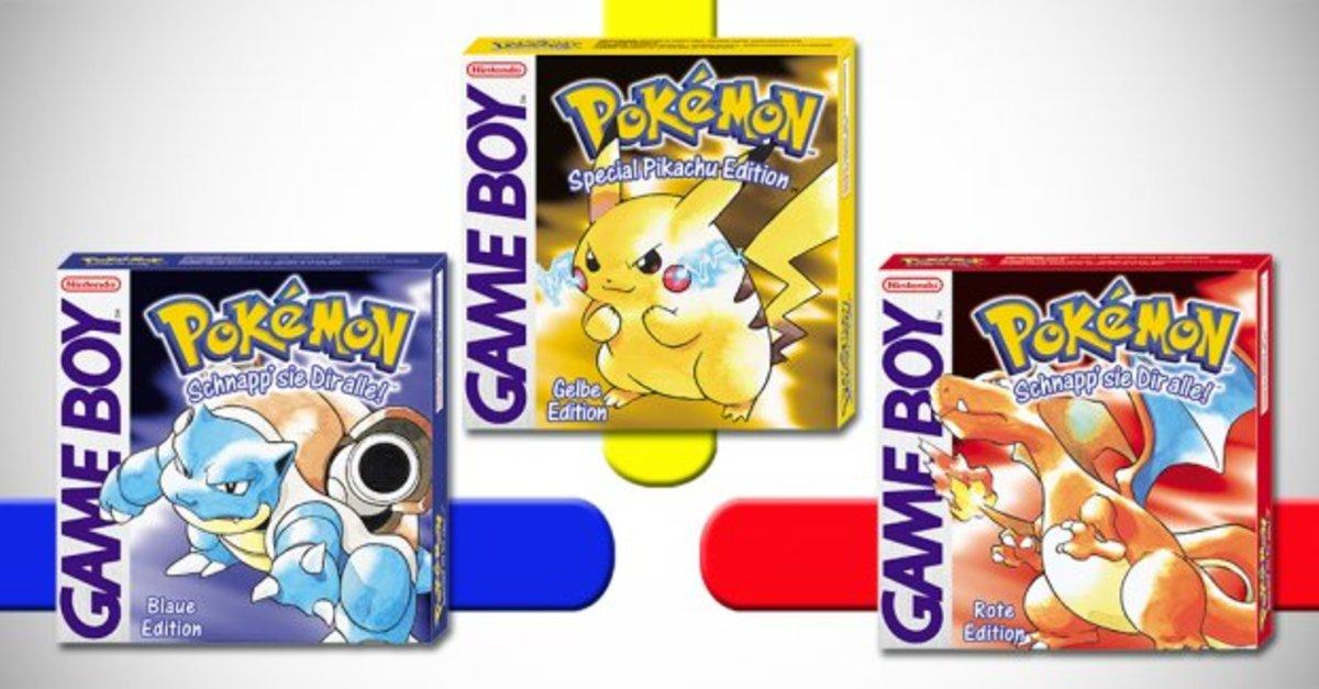 Pokemon Blau Android