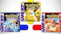 Keine Überraschung: Pokémon Rot, Blau und Gelb brechen eShop-Rekord