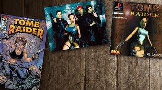 Hallo mein Schatz, ich liebe dich: Pop-Ikone Lara Croft