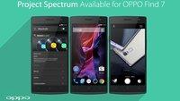 Project Spectrum: AOSP-ROMs für mehrere OPPO-Smartphones veröffentlicht [Update]