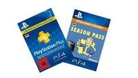 Apokalyptisches Schnäppchen: Fallout 4 Season Pass + 3 Monate PS Plus für 29,99 Euro!