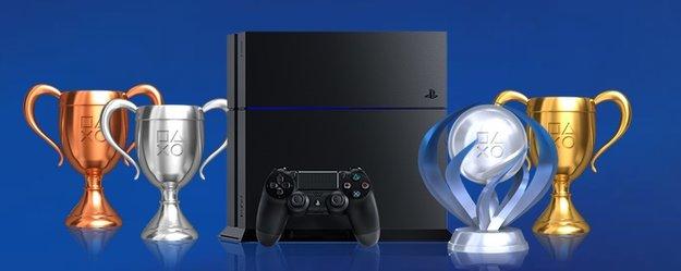 PlayStation 4 bei MediaMarkt: Trophäen gegen Gutschein eintauschen
