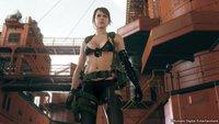 Metal Gear Solid 5: Ist ein Quiet-DLC geplant?