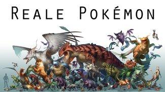 Realistische Pokémon: Erkennt ihr sie alle?