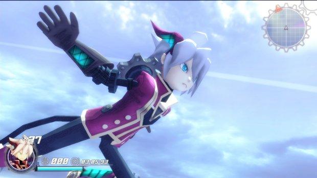 Rodea the Sky Soldier: Seht den Wii U- und 3DS-Titel jetzt im spannenden Launch-Trailer!