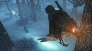 Rise of the Tomb Raider: Dieses Video zeigt die Verbesserungen der PC-Version