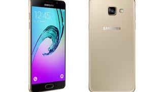 Samsung Galaxy A5 (2016): Release, Preis, technische Daten und Bilder