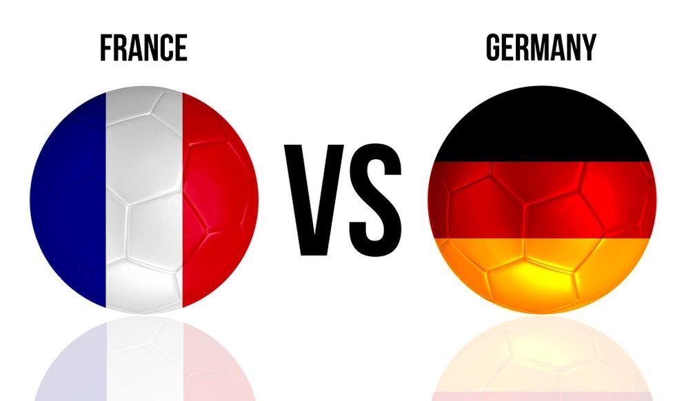 fussball deutschland frankreich heute live