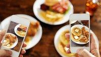 Food Porn: Das essen die Stars - sexy dick werden auf Instagram