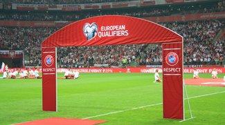 Fußball-EM-Playoffs: Dänemark Schweden, Slowenien - Ukraine im Stream heute bei RTL Nitro